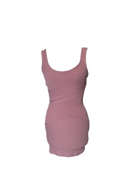Free People Pink Short Casual Dress Size 0 (XS) Free People Pink Short Casual Dress Size 0 (XS) Image 1