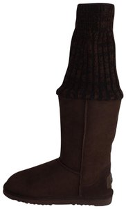 Australia Luxe Collective Sheepskin Chocolate Boots