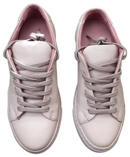 Preload https://img-static.tradesy.com/item/22882051/dusty-pink-leather-low-top-sneakers-size-us-7-regular-m-b-0-1-540-540.jpg