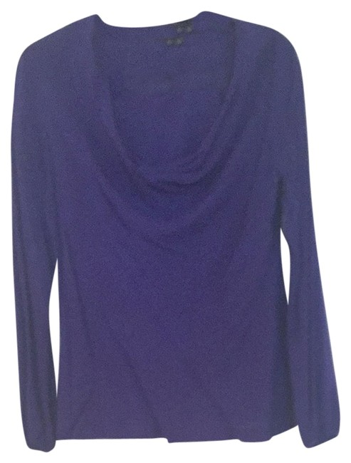 Preload https://item1.tradesy.com/images/theory-blue-unknown-blouse-size-4-s-2288215-0-0.jpg?width=400&height=650