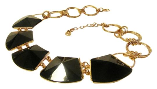 Preload https://item4.tradesy.com/images/rj-graziano-goldtone-16-inch-black-onyx-statement-with-3-inch-extender-necklace-2288218-0-0.jpg?width=440&height=440