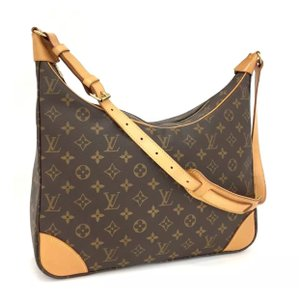 Louis Vuitton Boulogne Lv Bloulogne Vintage Shoulder Bag