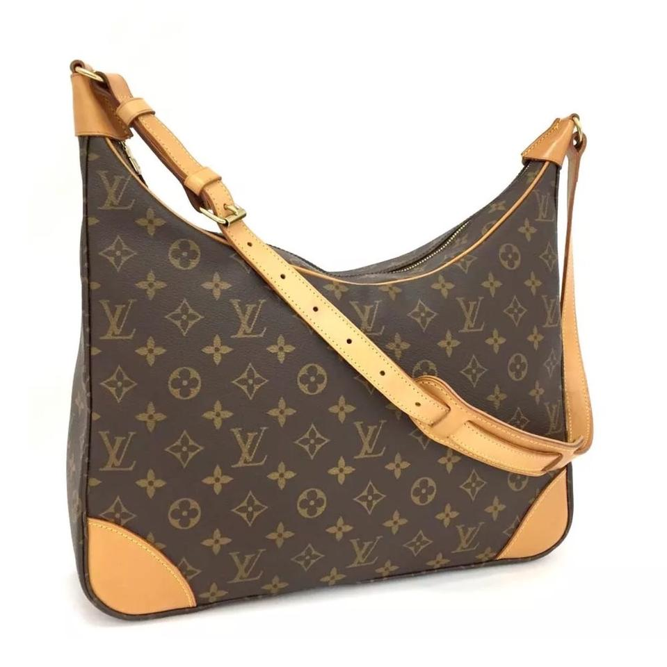 Louis Vuitton Boulogne Lv Bloulogne Vintage Lv Everyday Shoulder Bag Image  0 ... 3e4c7ce3d7eba