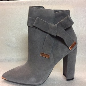25c816eee121 Ted Baker Grey Women s Sailly Suede Zip Up Ankle Women s Sailly ...