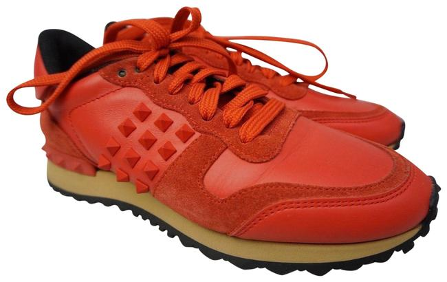 Item - Red Rockrunner Women's Trainers Sneakers Size EU 37.5 (Approx. US 7.5) Regular (M, B)