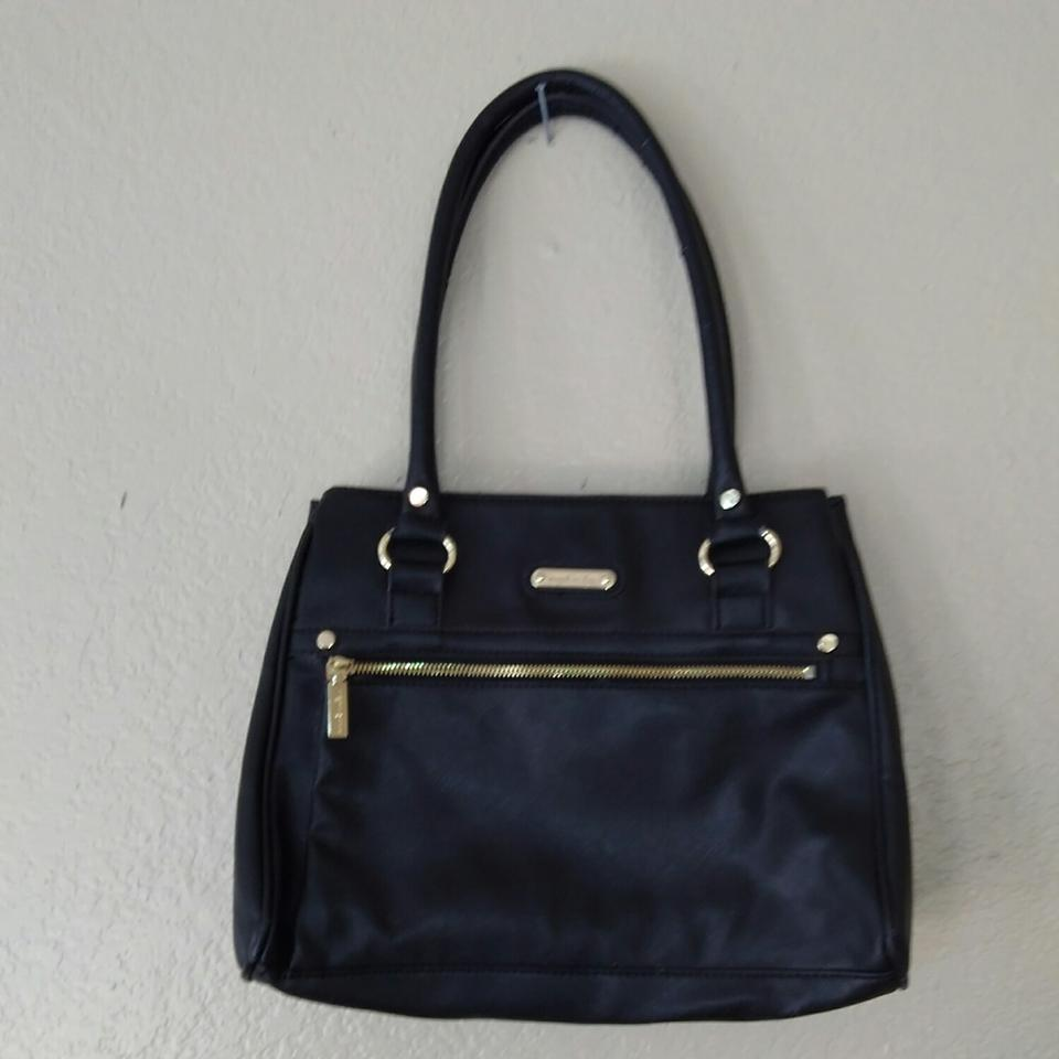 83c50219ccb Anne Klein A.k. Handbag Grace Kelly Type Purse Structured Large Birkin  Tribute Hermes Italy Influenced Collectible Office Black Hobo Bag