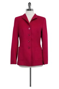 Escada Hot Fitted Pink Jacket