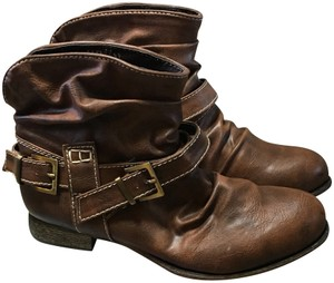 Unity World Wear brown Boots