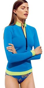J.Crew NWT. J. Crew Neoprene rash guard in colorblock