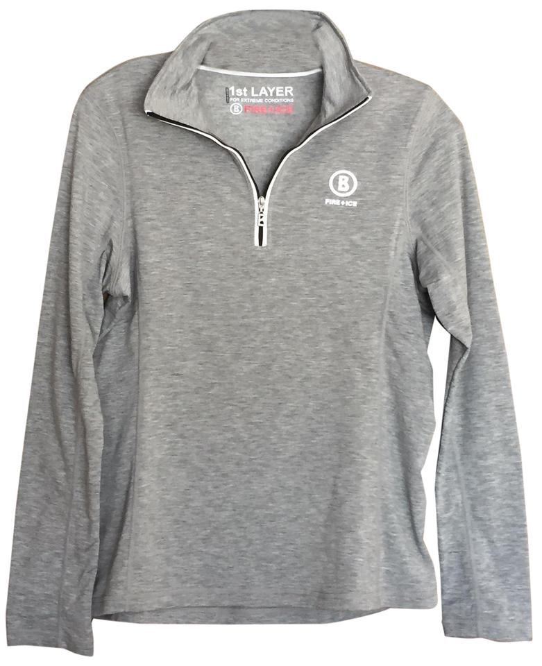casual shoes great quality purchase cheap Bogner Grey Fire & Ice Alexia 1/4 Zip Activewear Top Size 8 (M, 29, 30) 77%  off retail