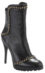 Rachel Roy Black with chain details Boots