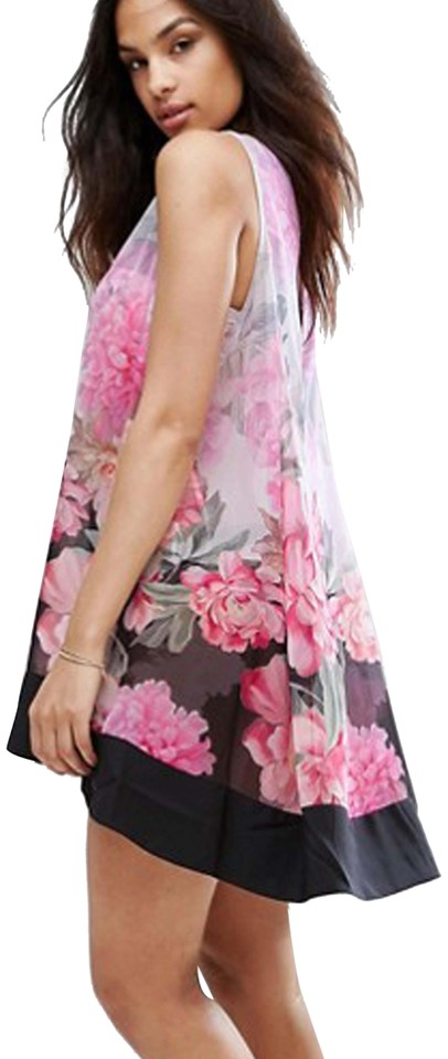 7940052d8a Ted Baker Ted Baker Adisonn Painted Posie Beach Cover Up Image 6. 1234567