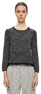 Theory Tweed Sweater