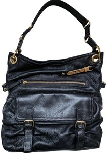 Cole Haan Leather Cross Body Bag