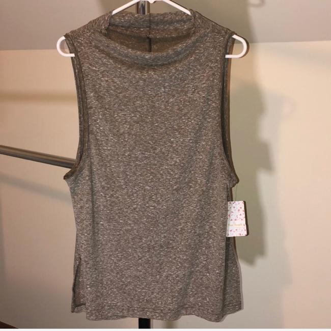 Free People Top gray Image 2