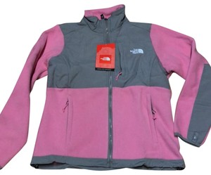 The North Face pink/grey Jacket