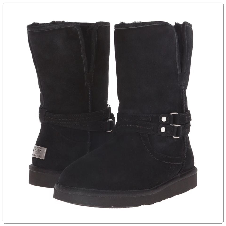 c90b4e57863 Black Palisade Boots/Booties