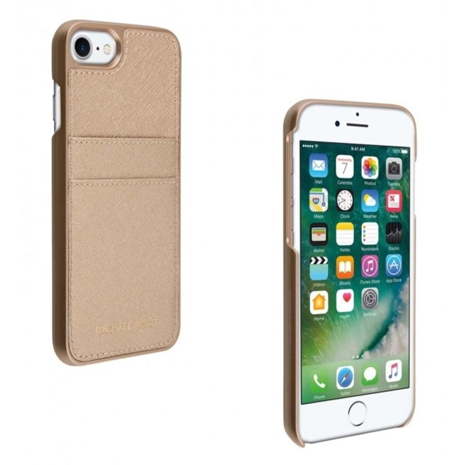michael kors gold iphone case for iphone 6 and iphone 7. Black Bedroom Furniture Sets. Home Design Ideas