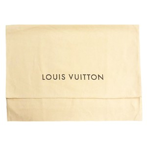 "Louis Vuitton Louis Vuitton Dust Bag Storage Cover 22"" L x 15"" H"