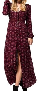 Maxi Dress by Band of Gypsies