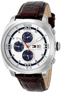 Tommy Hilfiger Tommy Hilfiger Male Fashion Watch 1790968 Brown Analog