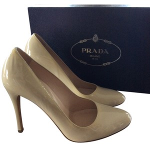 Prada Bone Pumps