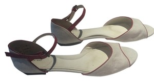 Lands' End natural Sandals