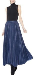 Alice + Olivia Maxi Skirt Blue