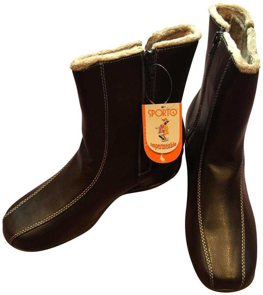 Sporto Sporto Sporto Brown New with Tags Maryse Boots/Booties d0d01d