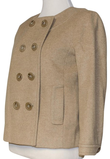 Item - Taupe Retro Jacket Size 4 (S)