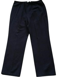 Coldwater Creek Trouser Pants Navy blue