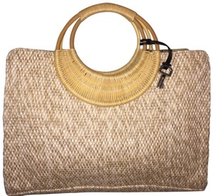 Fossil Tote in Natural