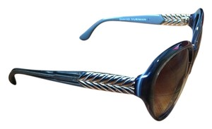 David Yurman BRAND NEW DAVID YURMAN CHEVRON OVAL DY054 SUNGLASSES