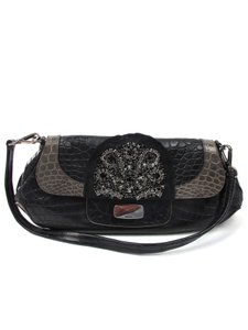 Prada Skipper Crocodile Handbag Shoulder Bag