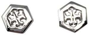 Tory Burch Tory Burch Hexagon Stud Earrings