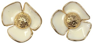 Tory Burch Tory Burch Fluer Stud Earrings