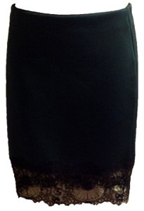 Charlotte Russe Skirt green /black