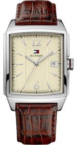 Tommy Hilfiger Tommy Hilfiger Male Dress/Casual Watch 1710280 Silver Analog