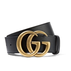 Gucci Gucci GG leather belt 85