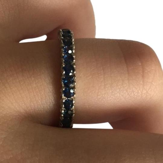Preload https://img-static.tradesy.com/item/22889414/blue-sapphire-white-gold-ring-0-5-540-540.jpg
