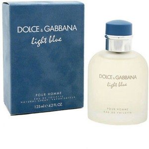 Dolce&Gabbana LIGHT BLUE POUR HOMME-DOLCE & GABBANA-EDT-125ML-4.2OZ-UK