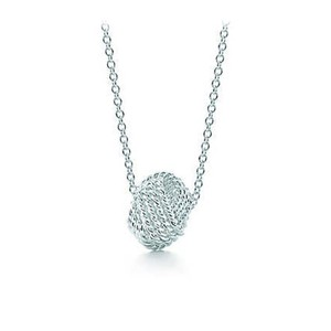 Tiffany & Co. Tiffany Twist Knot Pendant