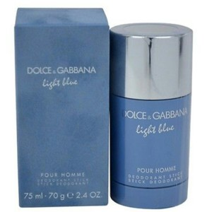 Dolce&Gabbana LIGHT BLUE POUR HOMME-DOLCE & GABBANA-DEO STICK-75 ML-2.4 OZ-ITALY