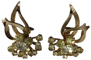 Sarah Coventry Monte Carlo Earrings
