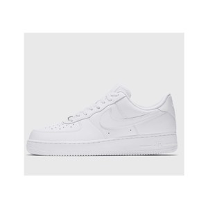 Nike Whitenikes Air Force 1 New Af Sneakers White Athletic