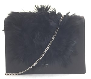 Céline Frame Evening Clutch Cross Body Bag