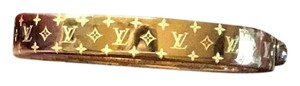Louis Vuitton monogram Louis Vuitton cuff
