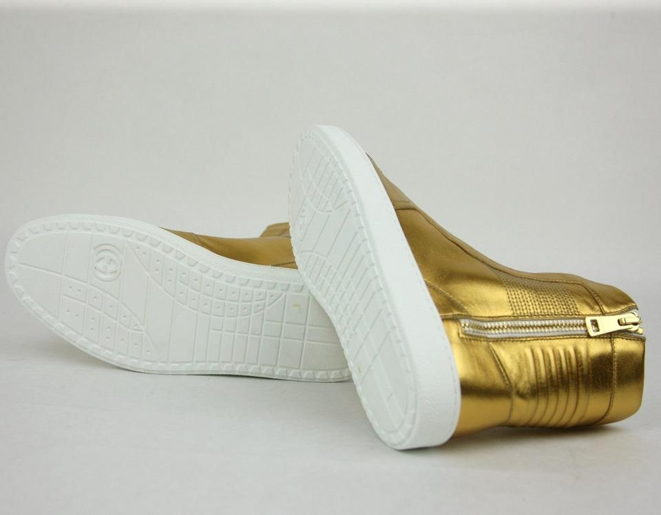 641f964b9ba5 Gucci Gold Men s High-top Limited Edition 12 G   Us 12.5 376193 8061 ...