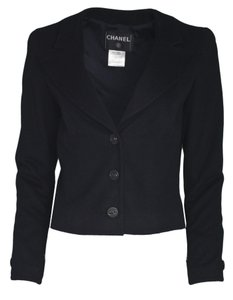 Chanel Cashmere black Jacket
