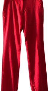 Timo Weiland Trouser Pants Red